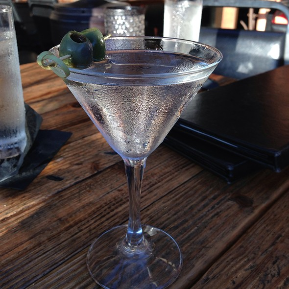 Dry Martini - 320 Main, Seal Beach, CA