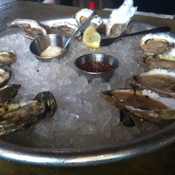 Oysters on the Half Shell - Rappahannock - Richmond, Richmond, VA