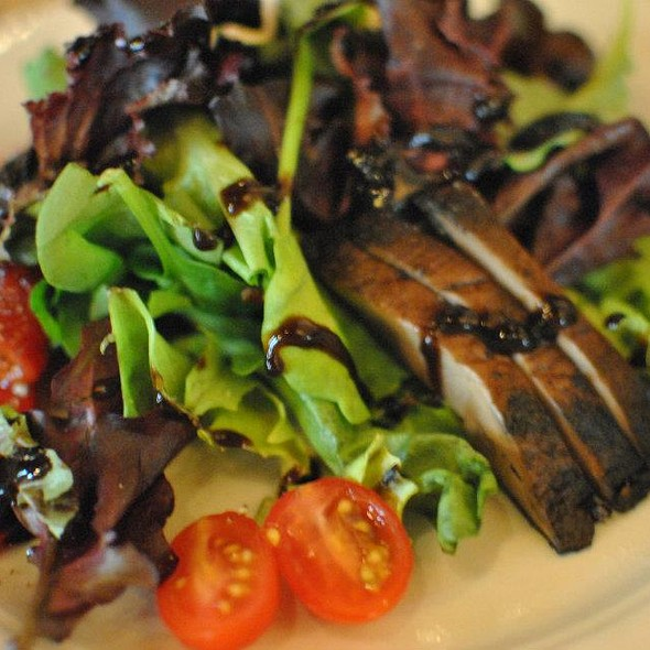 Field Greens Salad - Catherine's Restaurant, Kennett Square, PA