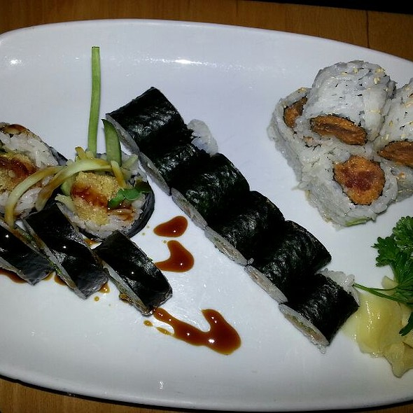 Good Sushi Restaurants In Boston