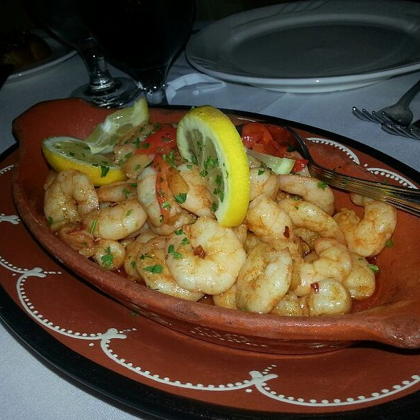 Garlic Shrimp - Adega Grill, Newark, NJ
