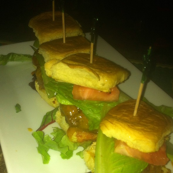 Sliders - Palomino's Restaurant, Franklin Square, NY