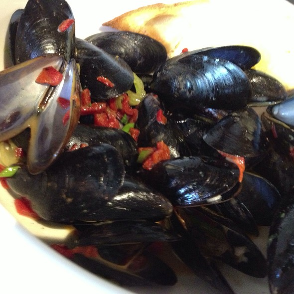 Mussels With Fennel And Peppers - Hay Market, San Jose, CA