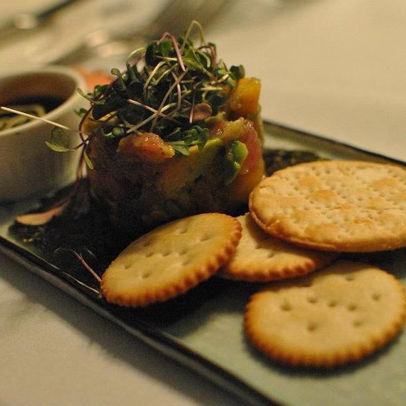 Ahi Tuna Tartare - Mile High Steak & Seafood, Glen Mills