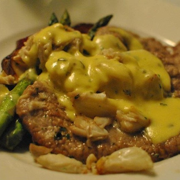 Veal Oscar - Mile High Steak & Seafood, Glen Mills