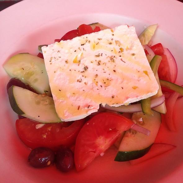 Greek Salad   Patio American Grill, Provincetown, MA