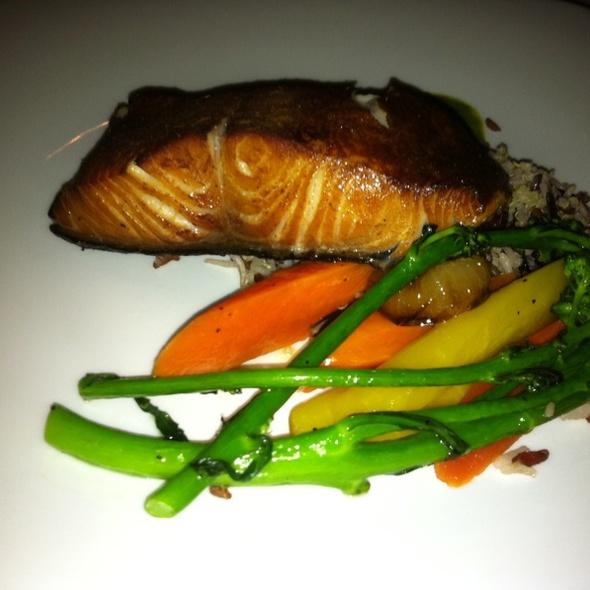 Black Cod - Ponti Seafood Grill, Seattle, WA