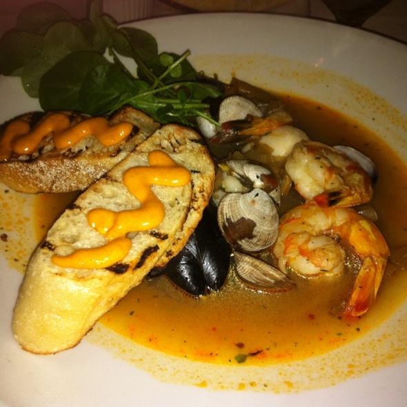 Bouillabaisse - Ponti Seafood Grill, Seattle, WA