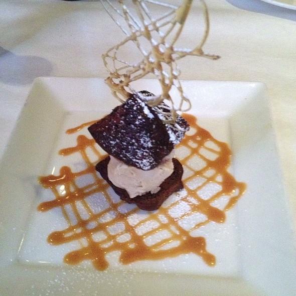 Gingerbread Ice Cream Sandwich - The Perfect Caper, Punta Gorda, FL