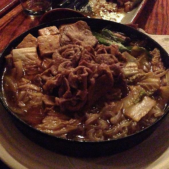 Sukiyaki - YamaSho, San Francisco, CA