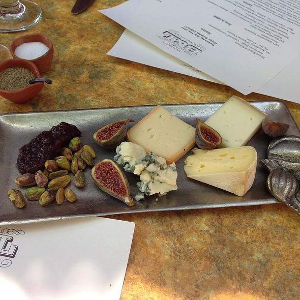 Artisan Cheese Plate - Mulvaney's B&L, Sacramento, CA