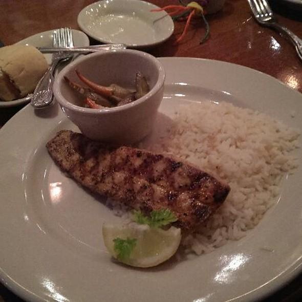 Mahi Mahi - McAdoo's, New Braunfels, TX