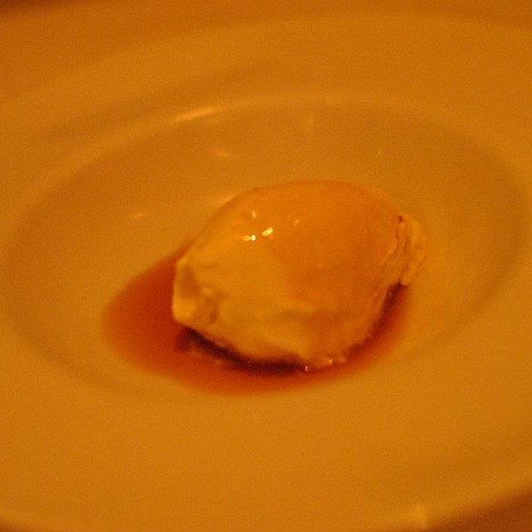Vanilla Ice Cream - Lineage, Brookline, MA