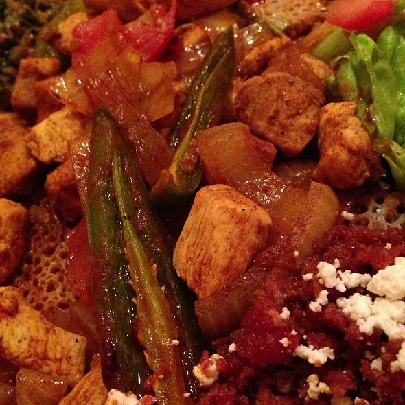 Kelwa Derho - Assab Eritrean Cuisine, San Francisco, CA