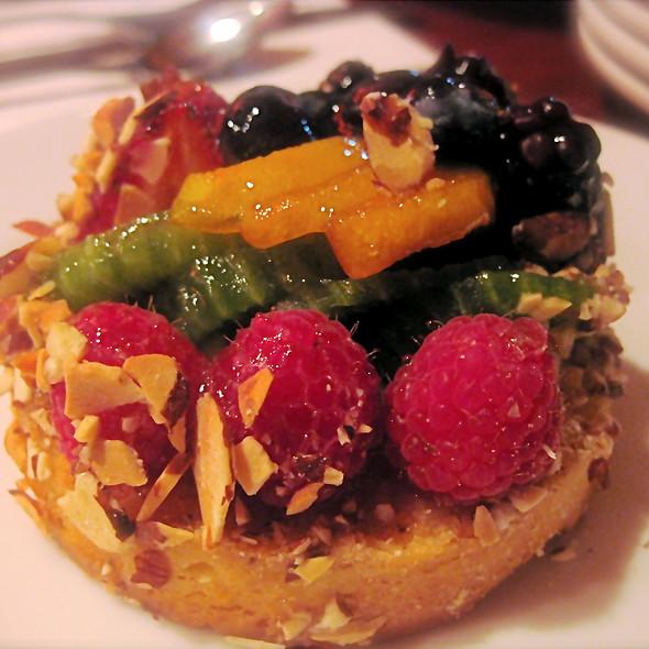 Fruit Tart - Zov's Bistro Tustin, Tustin, CA