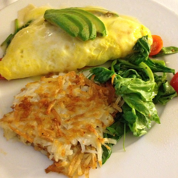 Avacado Omlette - Tusca - Hyatt Regency Orange County, Garden Grove, CA