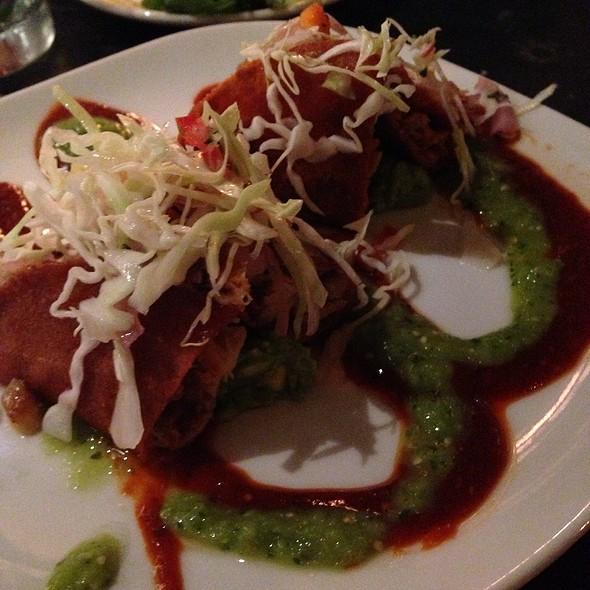Pork Belly Quesadilla - Viva Santa Barbara Modern Mexican, Santa Barbara, CA