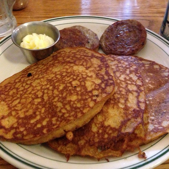 Sweet Potato Pancakes - Market at Main, Lynchburg, VA