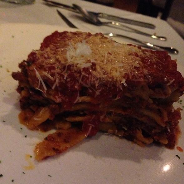 lasagna - Piatto Ristorante (Galleria), Houston, TX