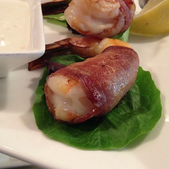 Prosciutto Wrapped Shrimp - Brickside Grille, Exton, PA