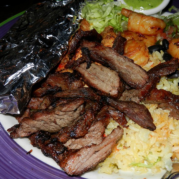 Grilled Flank Steak - Old Town Tortilla Factory, Scottsdale, AZ