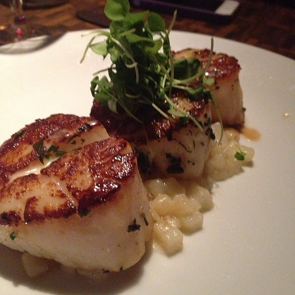 Seared Scallops - Local, Dallas, TX