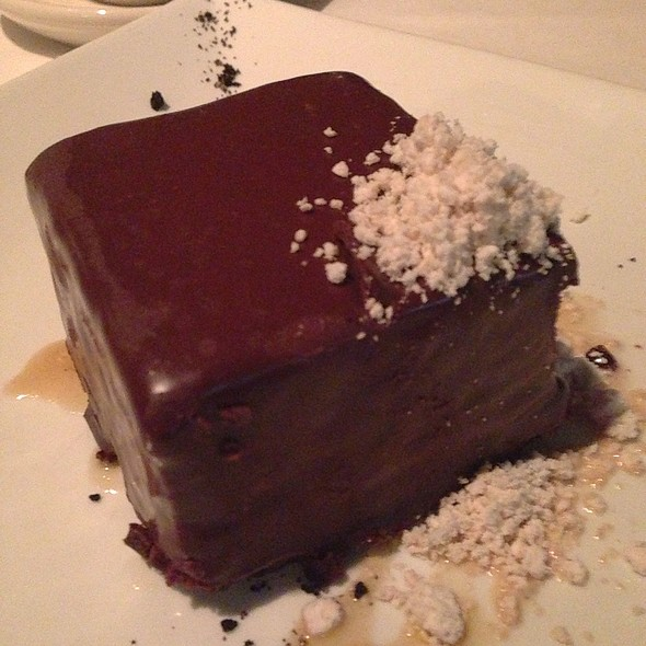 Chocolate Mousse Cake - Killen's Steakhouse, Pearland, TX