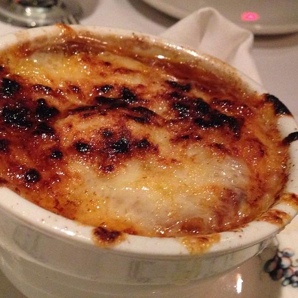 French Onion Soup - The Cellar - Fullerton CA, Fullerton, CA