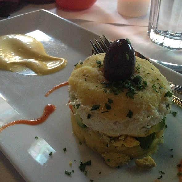 Causa de Cangrejo - Taranta, Boston, MA