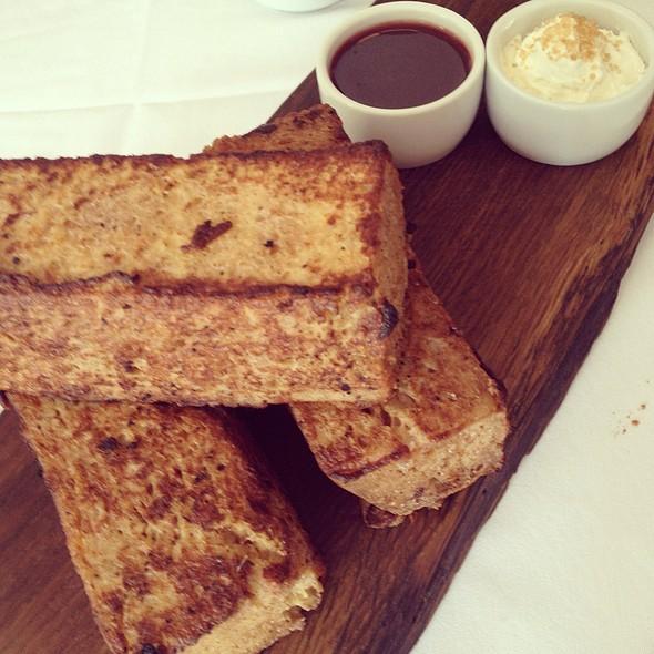 brioche french toast - Harvest - Louisville, Louisville, KY