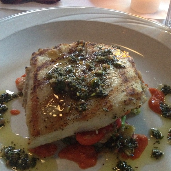 Grilled Paiche - Taranta, Boston, MA
