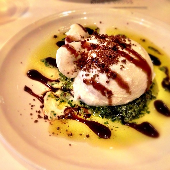 Burrata - Caravan King's Cross, London