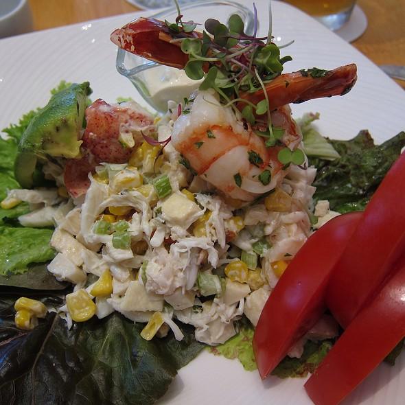 Seafood Salad - Haliimaile General Store, Makawao, HI