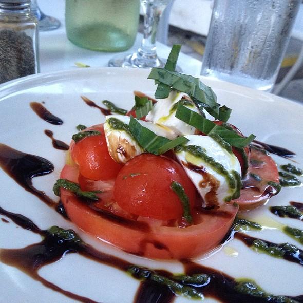 Caprese Salad - Caffe Buon Gusto - UES, New York, NY