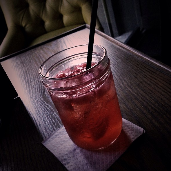 Moonshine Punch - MoonShine - Modern Supper Club, Millburn, NJ