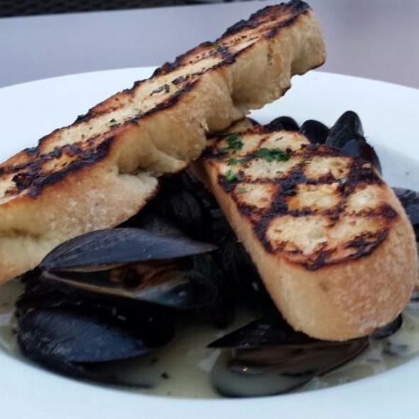 Mussels - Saltrock Southwest Kitchen, Sedona, AZ