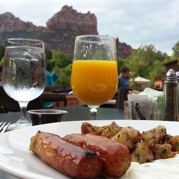 Two Eggs any Style - Saltrock Southwest Kitchen, Sedona, AZ