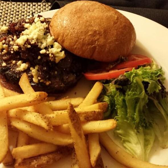 Wagyu Beef Burger - Saltrock Southwest Kitchen, Sedona, AZ