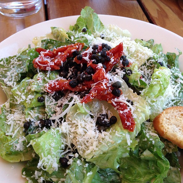 Caesar Salad - Riva Grill, South Lake Tahoe, CA