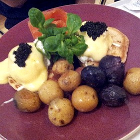 Benedict - Norma's at Le Parker Meridien, New York, NY