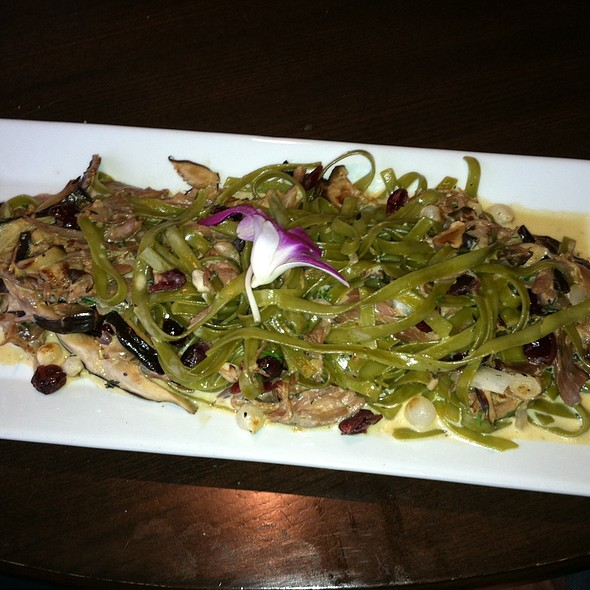 Duck Confit Special - Seaglass Restaurant and Lounge, Salisbury, MA