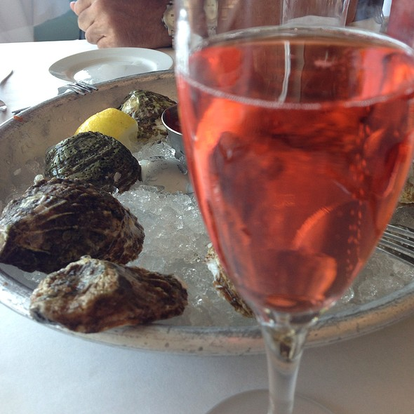 Prosecco And Campari - Noah's, Greenport, NY