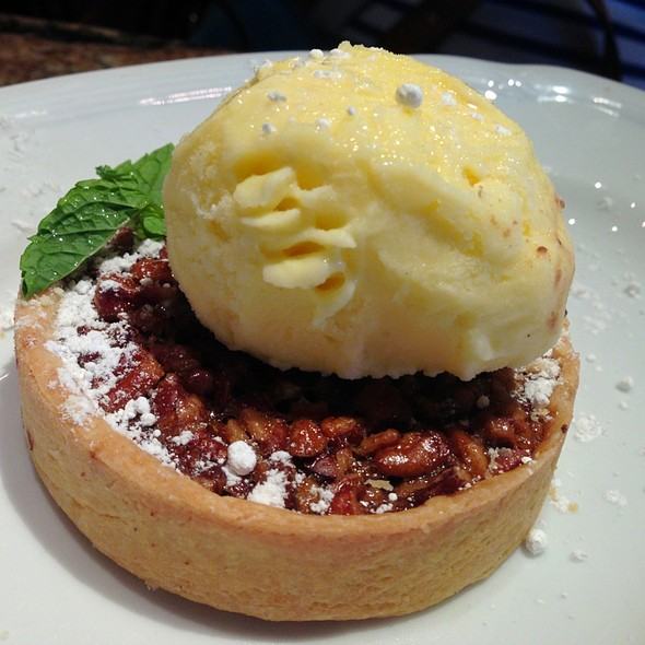 Pecan Pie - Cafe Annie (FKA RDG + Bar Annie), Houston, TX