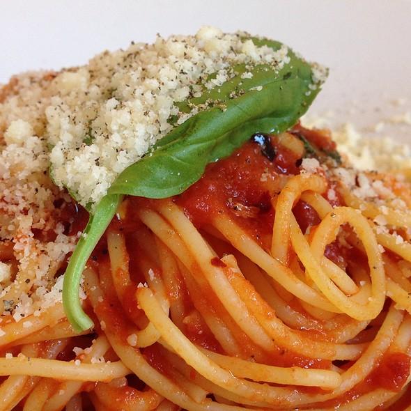 Spaghetti Arrabiata - Intermezzo, New York, NY