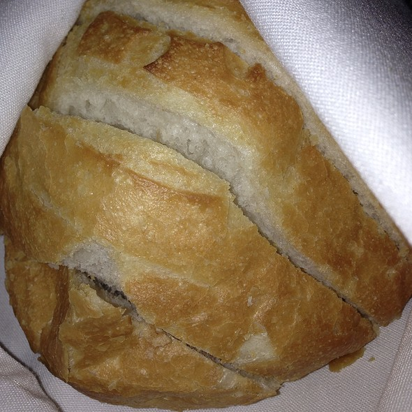 Bread - Shula's Steak House - Miami Beach, Miami Beach, FL