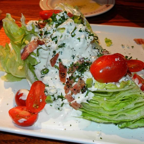 BLT wedge Salad - Glacier BrewHouse, Anchorage, AK