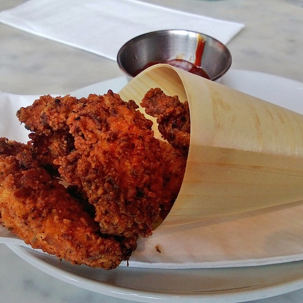 Fried Chicken - The Archduke, London