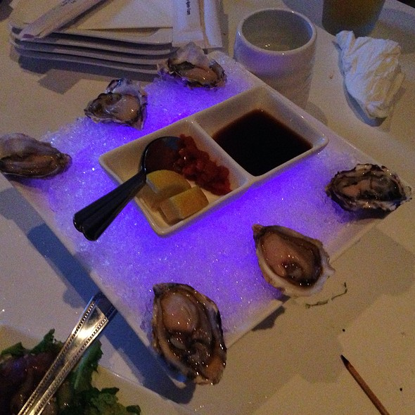 Oysters - SakeSan, San Francisco, CA