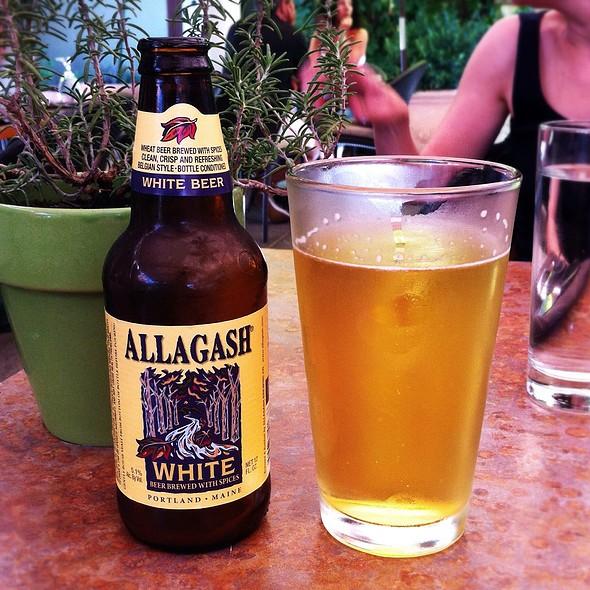 Allagash Beer - Thomas Hill Organics, Paso Robles, CA