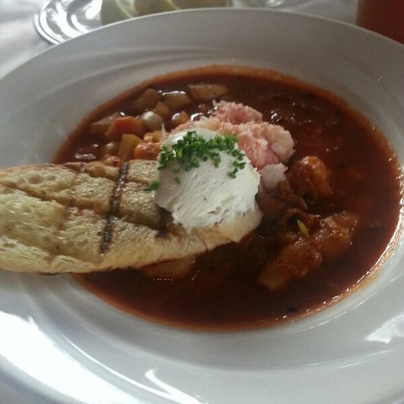 Northwest Cioppino - Portland City Grill, Portland, OR